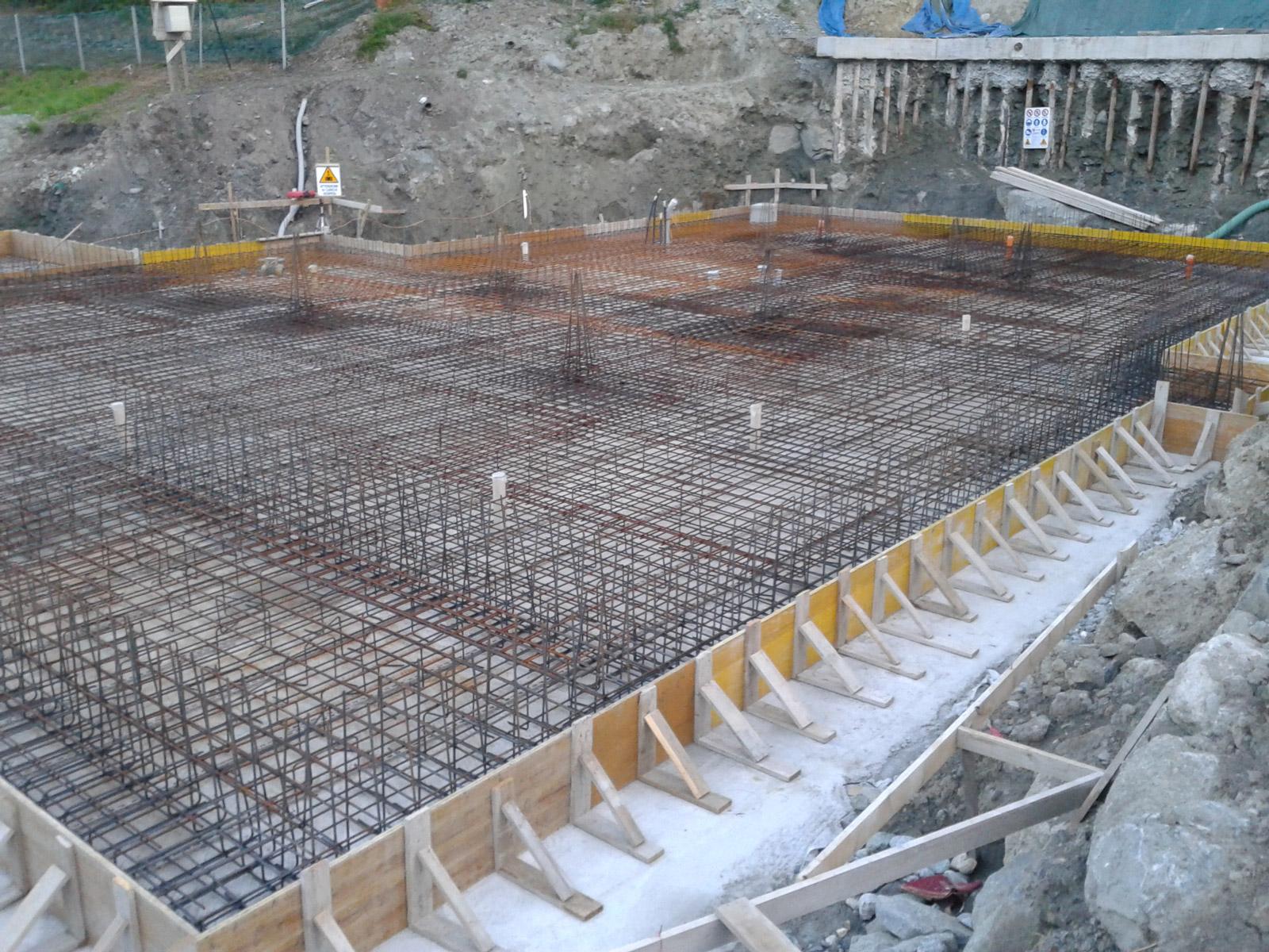 Cemento armato restructura snc for Cemento armato cile